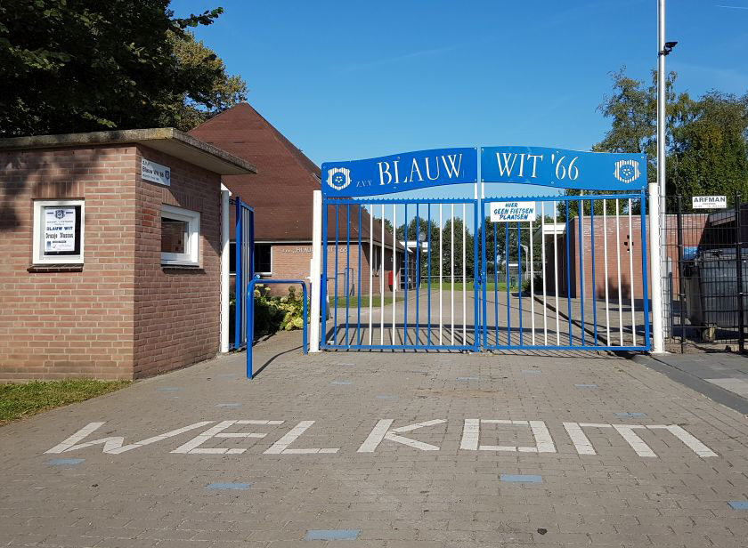 Competitie indeling 1e bekend